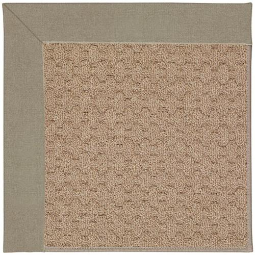 "Creative Concepts-Grassy Mtn. Canvas Taupe - Rectangle - 24"" x 36"""