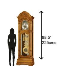 Howard Miller Scarborough Grandfather Clock 611144