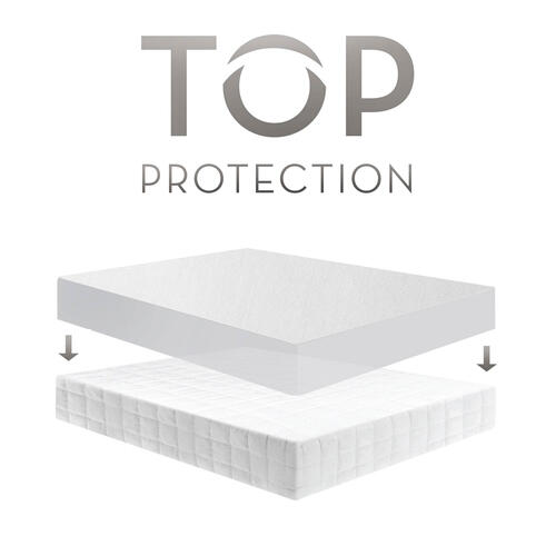 Pr1me Smooth Mattress Protector Split Queen