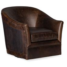 Living Room Morrison Swivel Club Chair