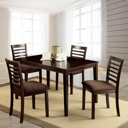 See Details - Eaton 5 Pc. Dining Table Set