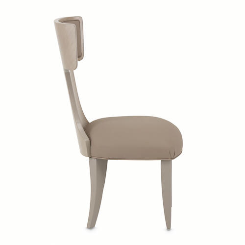 Side Chair Silver Mist