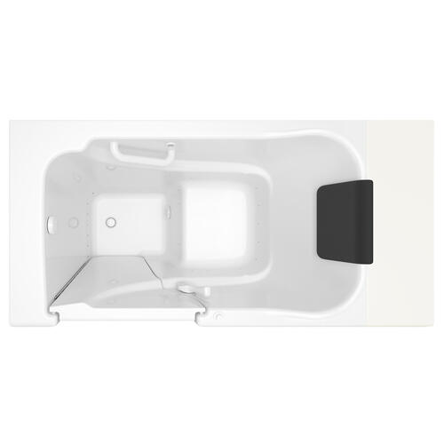 Gelcoat Premium Series Walk-In Bathtub with Air Spa System  American Standard - White