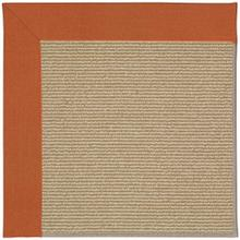 """View Product - Creative Concepts-Sisal Canvas Rust - Rectangle - 24"""" x 36"""""""
