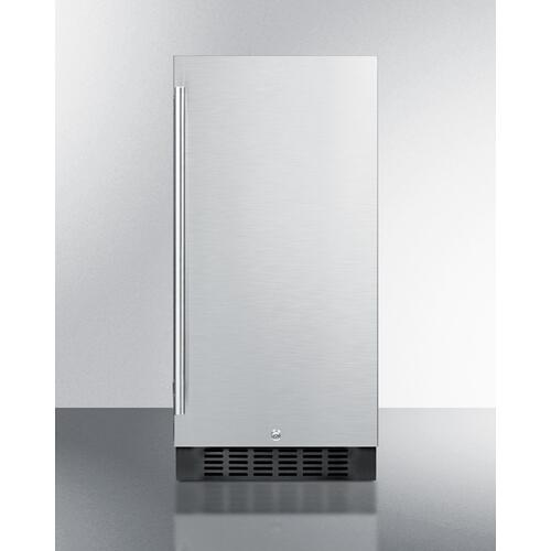 "15"" Wide Built-in All-refrigerator, ADA Compliant"