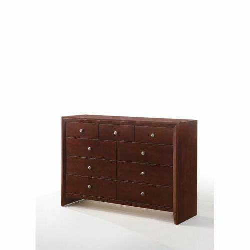 ACME Ilana Dresser - 20405 - Brown Cherry