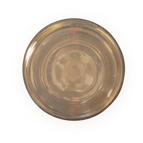 Howard Elliott - Round Grotto Glass Footed Vase - Small