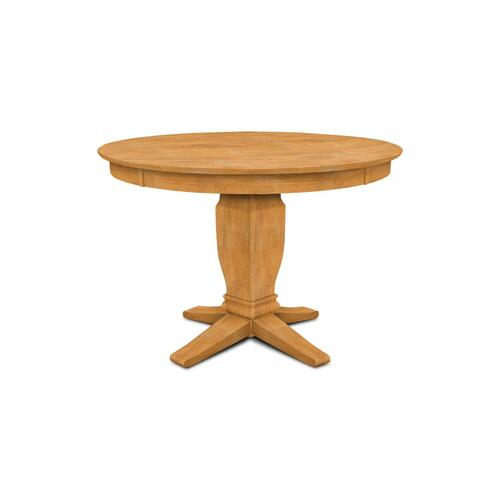 Round Pedestal Table (top only) / Java Gathering Pedestal