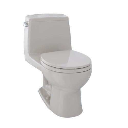 UltraMax® One-Piece Toilet, 1.6 GPF, Round Bowl - Sedona Beige