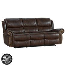Hyde Park Sofa  Tobacco