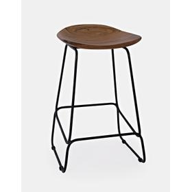 Nature's Edge Backless Stool (2/ctn)