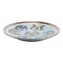 Paisley Plate Multicolor