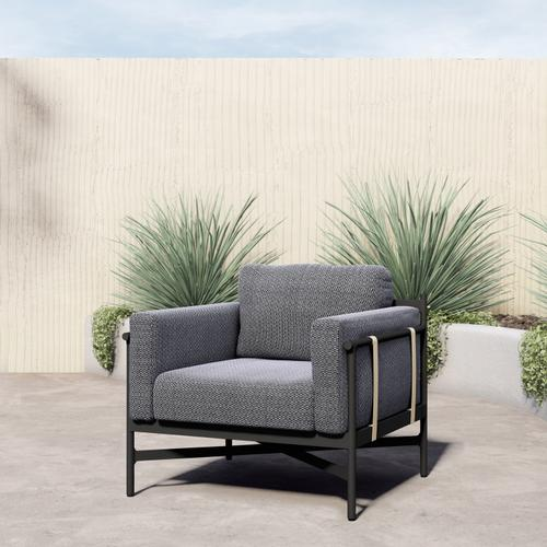 Four Hands - Faye Navy Cover Hearst Outdoor Chair
