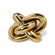 See Details - Wynn Knot Brass