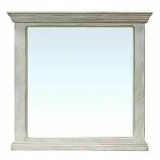 See Details - White Coliseo Mirror