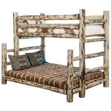 Montana Collection Twin over Full Bunkbed