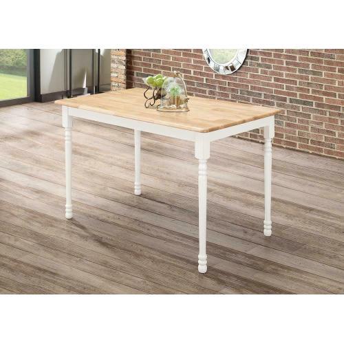 Coaster - Damen Country Rectangular Dining Table