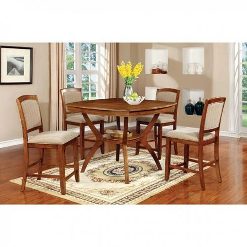 Furniture of America - Redding Counter Ht. Table