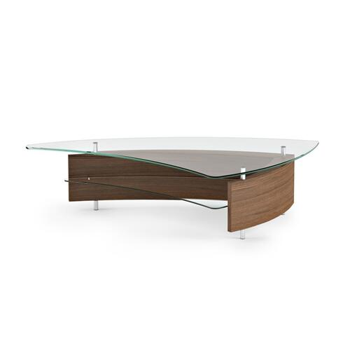 Coffee Table 1106 in Natural Walnut