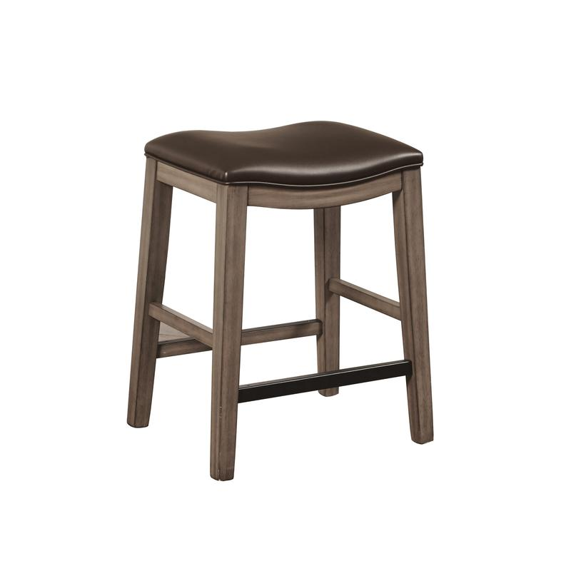 Ashland Gathering Backless Stool 2pc