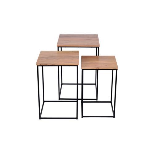Jofran - Brody 3pc Nesting Table Set