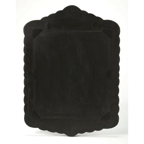 Butler Specialty Company - This magnificent wall mirror features sophisticated artistry and consummate craftsmanship. The botanic patterns covering the piece are created from white bone inlays cut and individually applied in a sea of gray hues by the hands of a skillful artisan. No two mirrors are ever exactly alike, ensuring this piece will hang as a bonafide original.