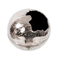 View Product - Nickel Aluminum Cracked Ball Vase