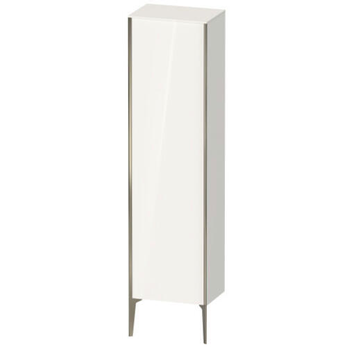 Product Image - Tall Cabinet Floorstanding, White High Gloss (lacquer)
