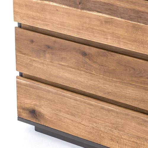 Holland Tall Dresser-grey Lacquer