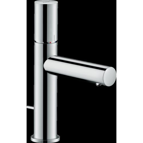 AXOR - Chrome Single-Hole Faucet 110 with Zero Handle and Pop-Up Drain, 1.2 GPM