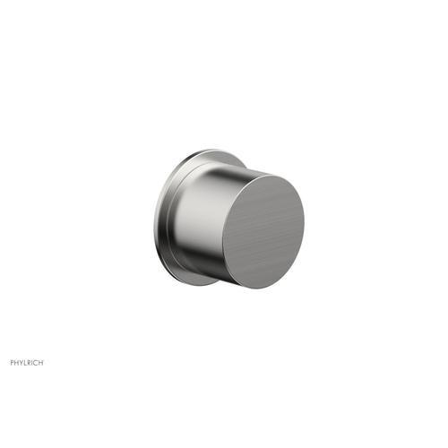 BASIC II Cabinet Knob - Smooth 230-91 - Satin Chrome