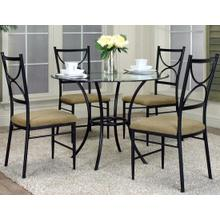 Hudson Dining 5pc Set