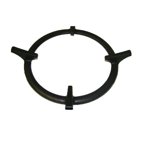Verona - Cast Iron Wok Ring (for Cooktops) - Heavy Duty Porcelainized Cast Iron