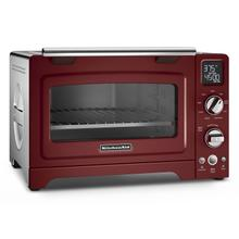 """See Details - 12"""" Convection Digital Countertop Oven Gloss Cinnamon"""