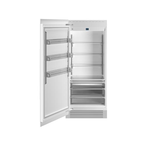 "Bertazzoni - 36"" Built-in Refrigerator column - Panel Ready - Left hinge"