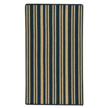 "LM-Blue Stripe Navy - Vertical Stripe Rectangle - 20"" x 30"""