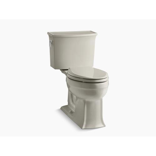 Sandbar Two-piece Elongated 1.28 Gpf Chair Height Toilet