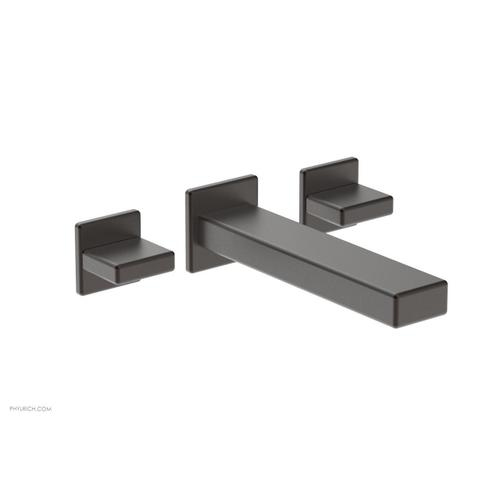 MIX Wall Lavatory Set - Blade Handles 290-11 - Oil Rubbed Bronze