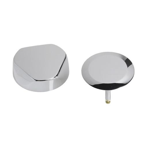 Geberit - TurnControl Bath Waste and Overflow A dazzling turn Brass - Polished chrome Material - Finish