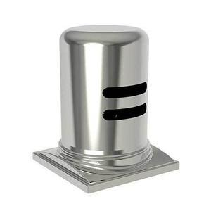 Polished Nickel - Natural Air Gap Cap & Escutcheon Only