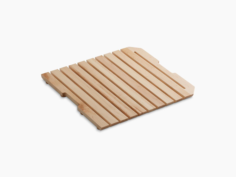 Wood Grate