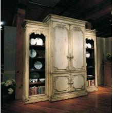 See Details - Bordeaux 3 Piece Home Entertainment Center