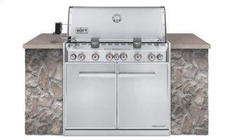 SUMMIT™ S-660™ NATURAL GAS GRILL - STAINLESS STEEL