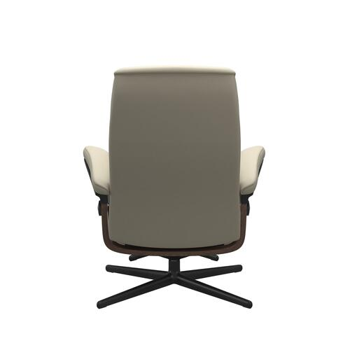Stressless By Ekornes - Stressless® Opal (M) Cross Chair with Ottoman
