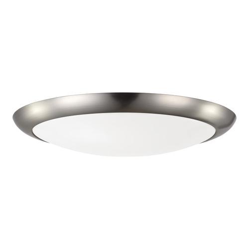 Light Kit - Brushed Steel