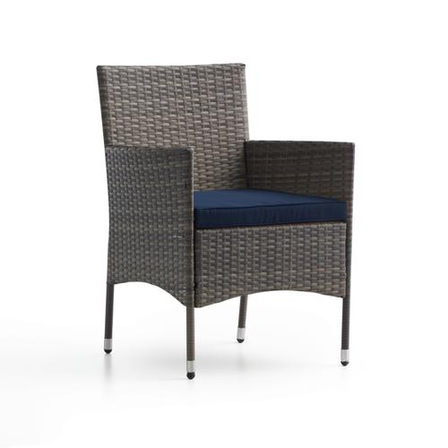 Malouf - Harris - Patio Table with Cushioned Seating