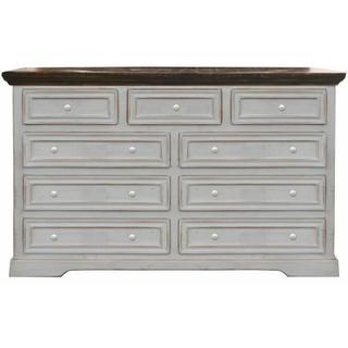 See Details - Ww/15w Oasis 9 Drawer Dresser