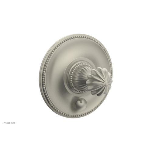 Phylrich - GEORGIAN & BARCELONA Pressure Balance Shower Plate with Diverter and Handle Trim Set PB2361TO - Burnished Nickel