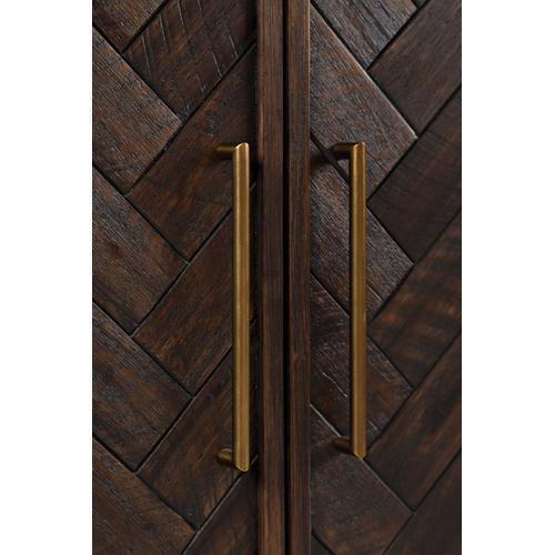 Jofran - Gramercy 3 Door Accent Cabinet