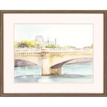 French Bridge Study III